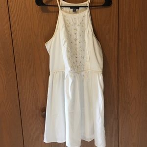Kendall & Kylie White Dress